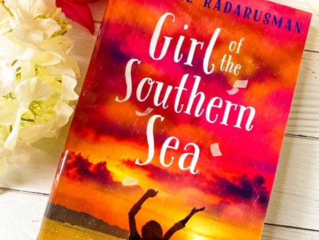 Girl of the Southern Sea, by Michelle Kadarusman
