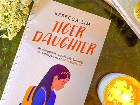 Tiger Daughter, by Rebecca Lim