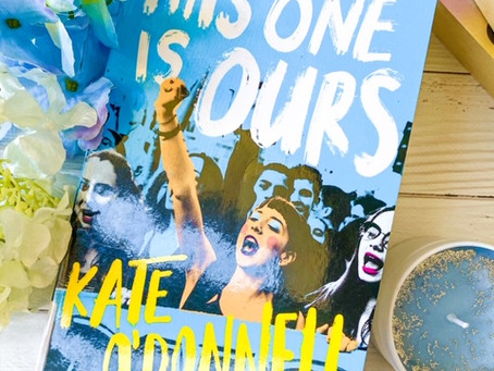 This One is Ours, by Kate O'Donnell