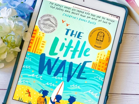 The Little Wave, by Pip Harry