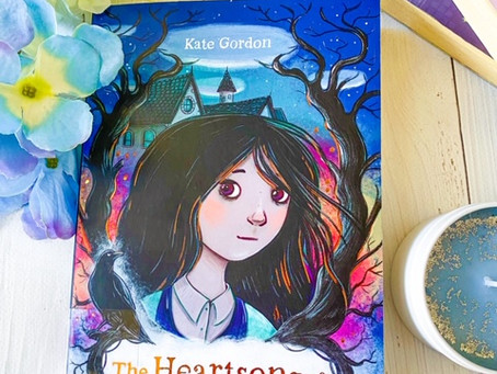 The Heartsong of Wonder Quinn, by Kate Gordon
