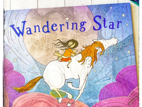 Wandering Star by Natalie Jane Prior, illustrated Stephen Michael King.