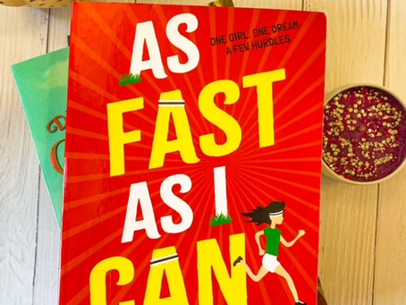As Fast As I Can, by Penny Tangey