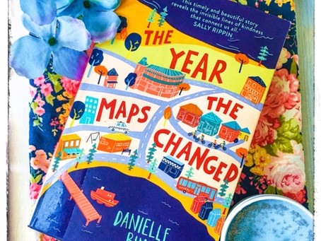 The Year the Maps Changed, by Danielle Binks
