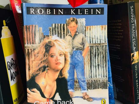 YA Classic: Came Back to Show You I Could Fly, by Robin Klein