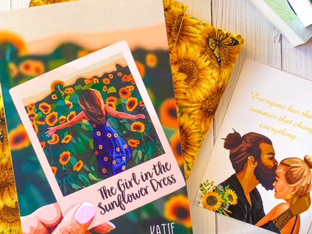 The Girl in the Sunflower Dress, by Katie Montinaro