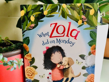 What Zola Did on Monday, by Melina Marchetta