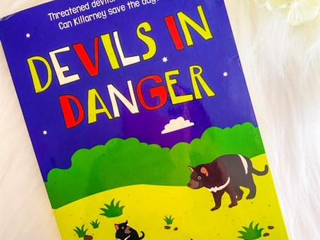 Devils in Danger, by Samantha Wheeler