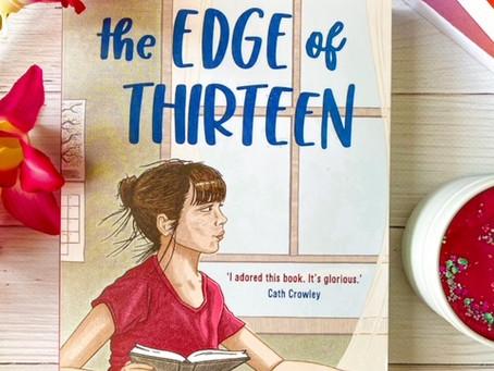 The Edge of Thirteen, by Nova Weetman