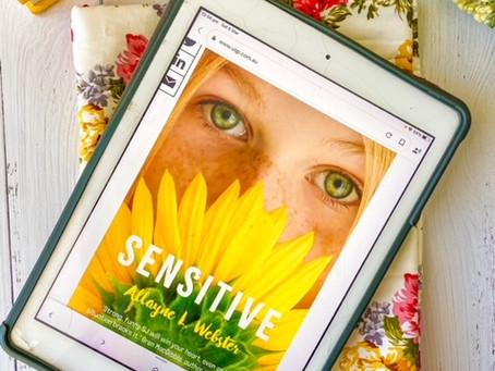 Sensitive, by Allayne Webster