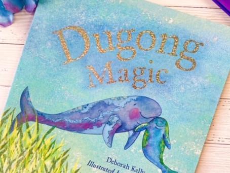 Hachette Kids Readalong: Dugong Magic, by Deborah Kelly; illustrated by Lisa Stewart