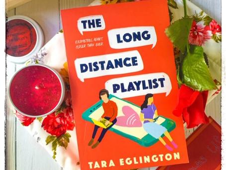 The Long Distance Playlist, by Tara Eglington