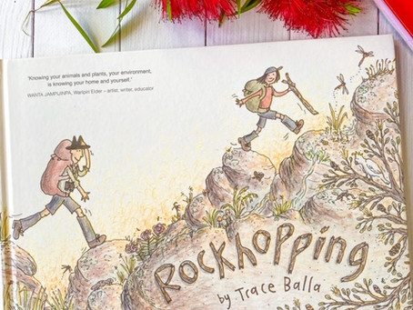 Rockhopping, by Trace Bella