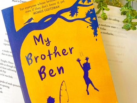 My Brother Ben, by Peter Carnavas