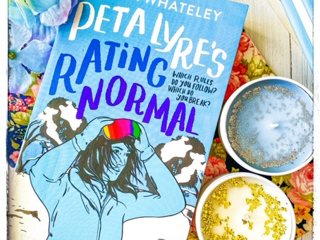 Peta Lyres's Rating Normal, by Anna Whateley