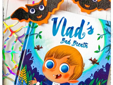 Vlad's Bad Breath, by Rory H. Mather, illustrated by Jesus Lopez