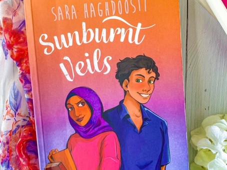 Sunburnt Veils, by Sara Haghdoosti