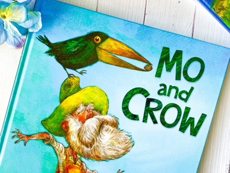 Mo and Crow, by Jo Kasch and Jonathan Bentley