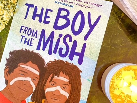 The Boy From the Mish, by Gary Lonesborough
