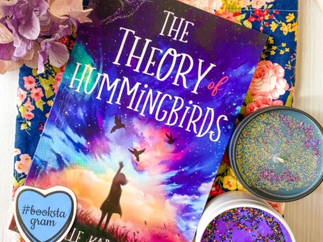 The Theory of Hummingbirds, by Michelle Kadarusman
