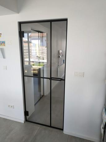 Steellook deur