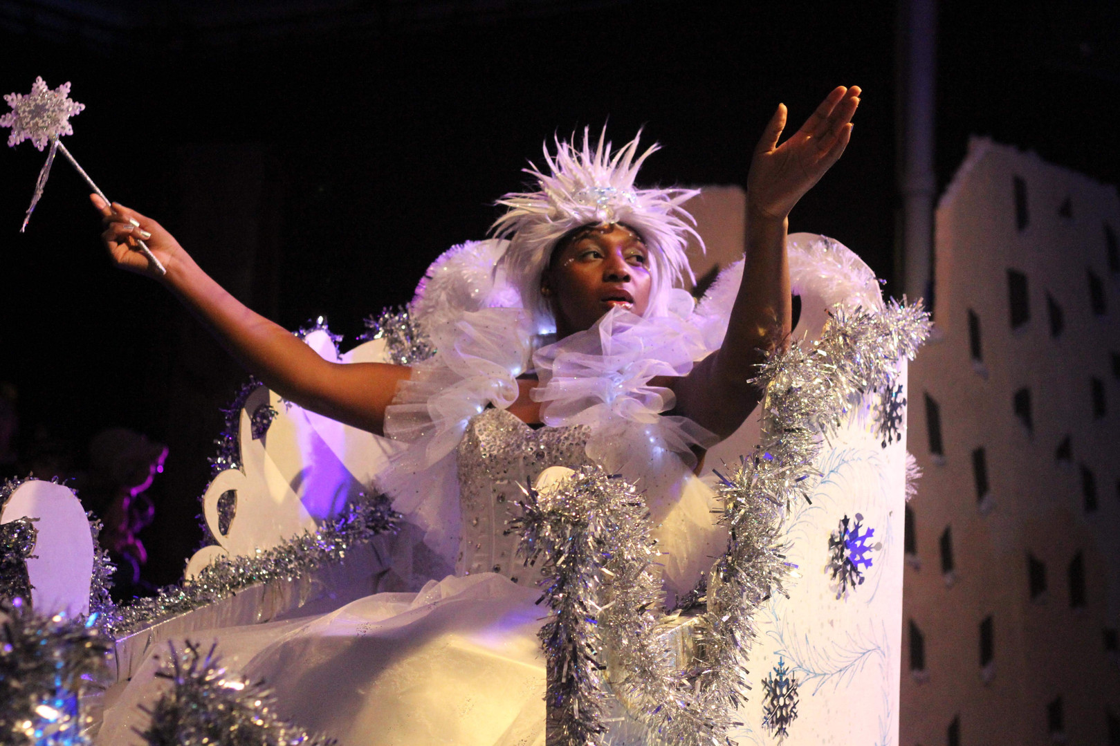 Snow Queen (Shireenah Ingram)
