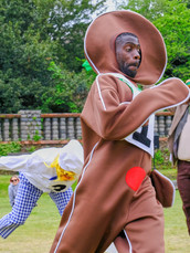 Gingerbread Man  Sydenham, London 2021
