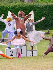Gingerbread Man - Cast