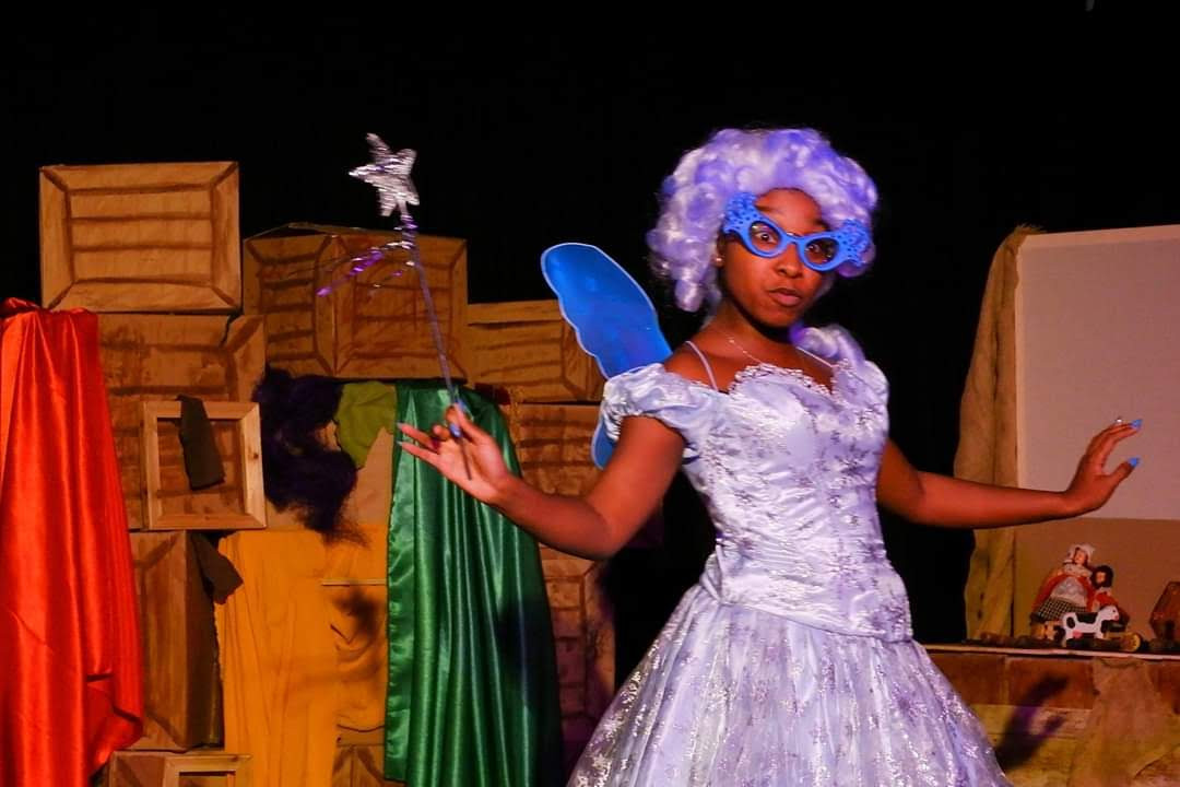 Blue Fairy (Jimand Allotey)