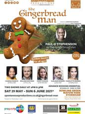 Gingerbread Man, Mayow Park, Sydenham  May-June 2021