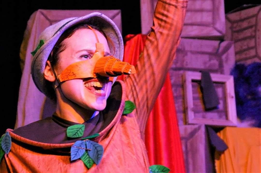 Pinocchio (Valeria Iacampo)