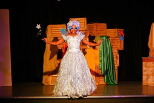 Blue Fairy (Jimand Allotey)