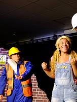 Janet, Serael & Hjalmar in 'Goldilocks & The Three Bears' Sept-Oct '18, Sydenham