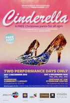 'Cinderella' December 2018