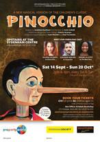 'Pinocchio' Sept - Oct 2019