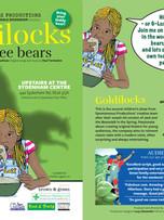 'Goldilocks & The Three Bears' Sept-Oct '18, Sydenham