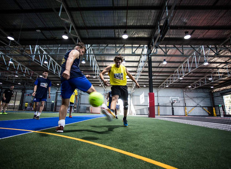 Mens Indoor Soccer starting in August