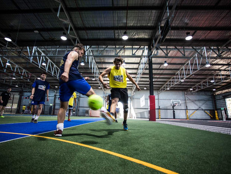 Mens Indoor Soccer starting in August
