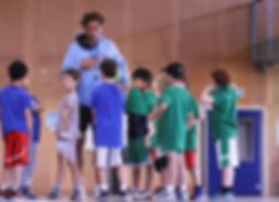 School Holidays Basketball Coaching