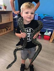 kids reptile show