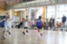 Junior Basketball Leagues