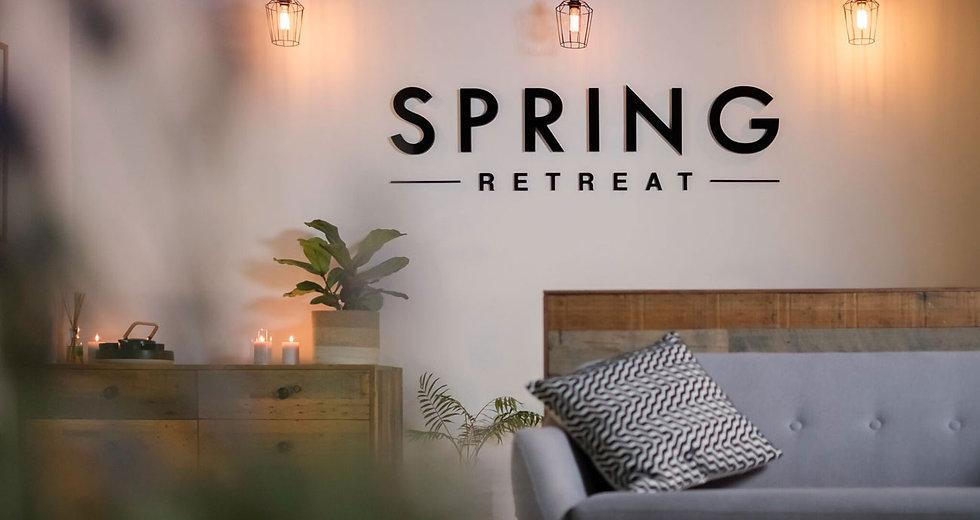 Spring Retreat Logo