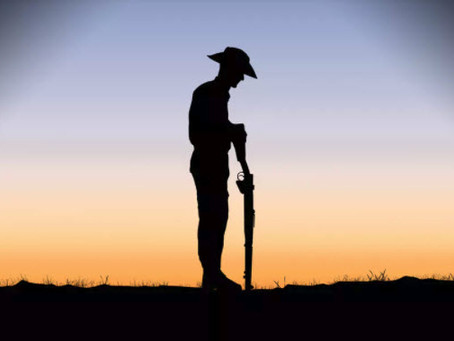 Anzac Day (We are Closed)