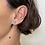 Thumbnail: Sleeping Beauty Turquoise Studs | single or pair