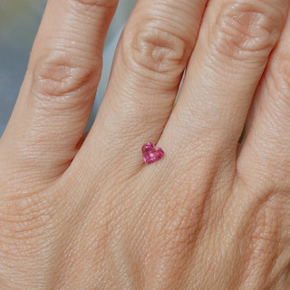 N.6 | Heart Shape Pink Tourmaline