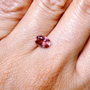 N.1 | Oval Shape Pink Tourmaline