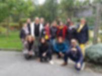 Formation d'initiation jardinage thérapeutique Maule octobre 2019