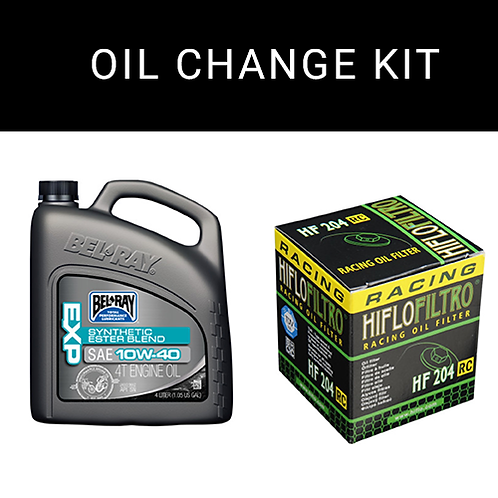 KAW-OCK Oil Change Kit