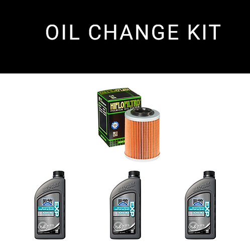 CAN-OCK CAN AM OIL CHANGE KIT