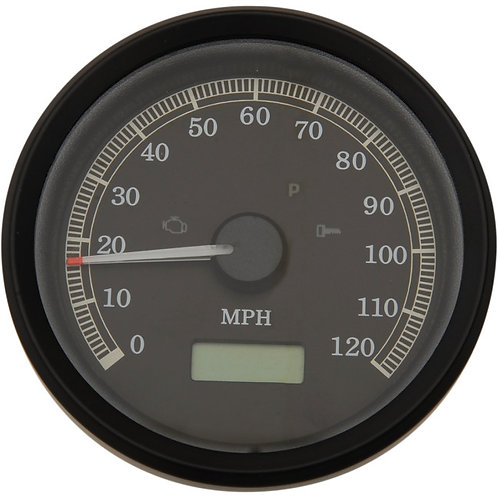 "2210-0389 33/8"" Programmable Electronic Speedometers"